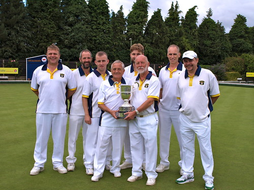 Hawker Cup winners 2015