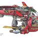 ninjago ronin rex by petescully