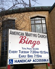 Martyrdom, meet bingo