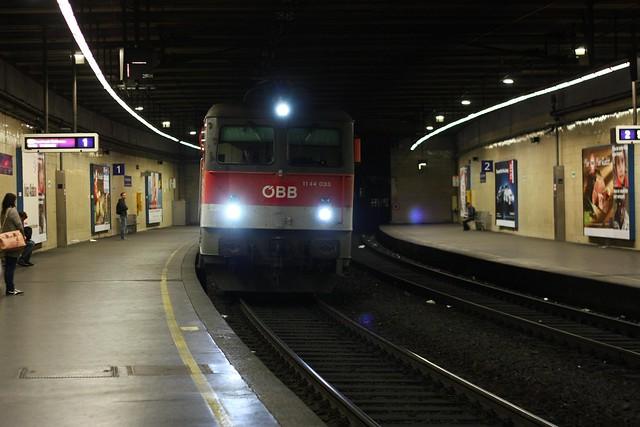 [231/365] R nach Payerbach-Reichenau | S-Bahn Wien