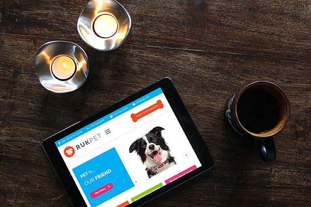 Rukpet - Pet Care Services Template - 9