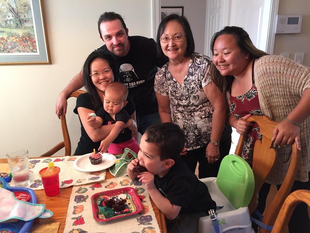 Summer 2015 / Grandma Jerrie Visit