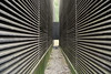 P. Zumthor. Shelters for Roman Archaeological Site VIII
