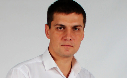 Депутат Святослав Євтушенко консультує рівнян на зустрічах