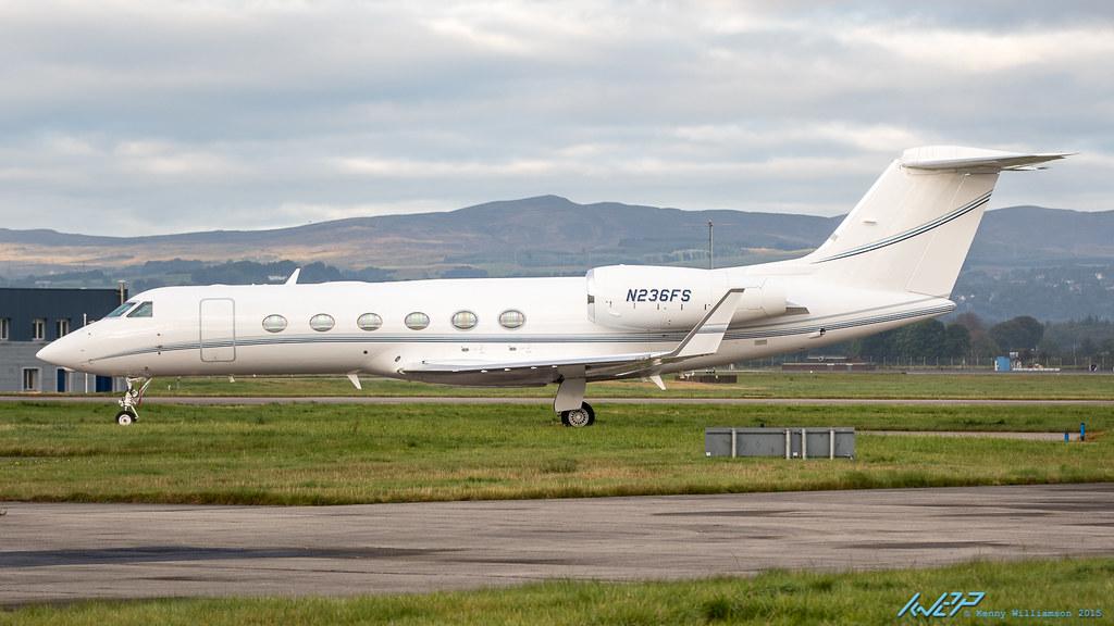 N236FS - GLF4 - Aerolíneas Internacionales