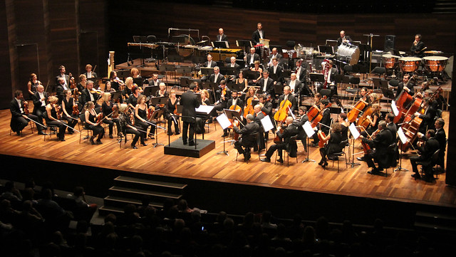 ORQUESTA SINFÓNICA DE CASTILLA Y LEÓN - CARLOS GARCÉS, DIRECTOR - 28 FESTIVAL DE MÚSICA ESPAÑOLA -17.09.15