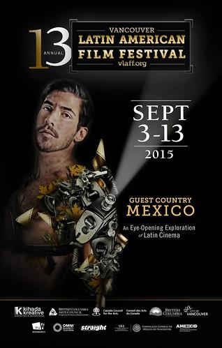 Festival dedicado al cine mexicano  Vancouver Latin American Film Festival