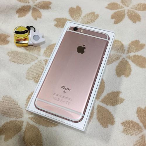 iPhone6s、モデルは新色をチョイス