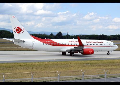 B738 - Boeing 737-8D6