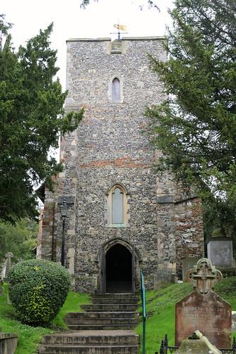 St Martin, Canterbury, Kent