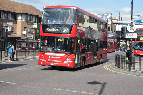 East London 15031 LX58CGG