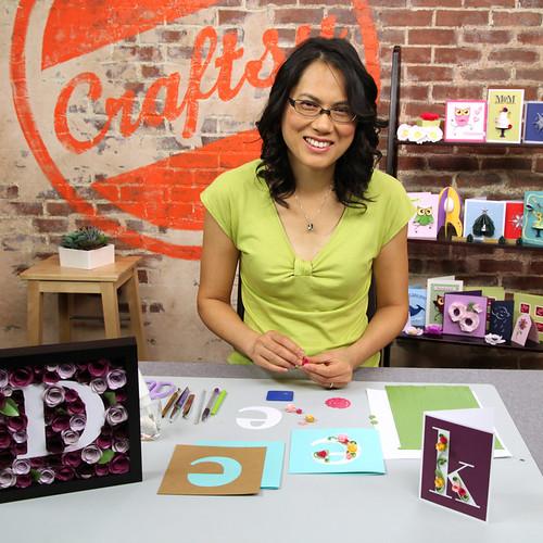 Cecelia Louie - Craftsy Instructor
