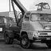2 Ton Tunny Crane by 71B / 70F ( Ex Jibup )