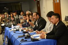 Denuncias sobre criminalizaci�n de defensores y defensoras de derechos humanos y operadores de justicia en Guatemala