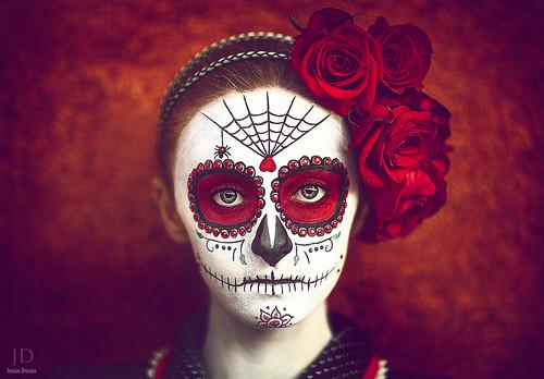 Dia de los Muertos por Jessica Drossin
