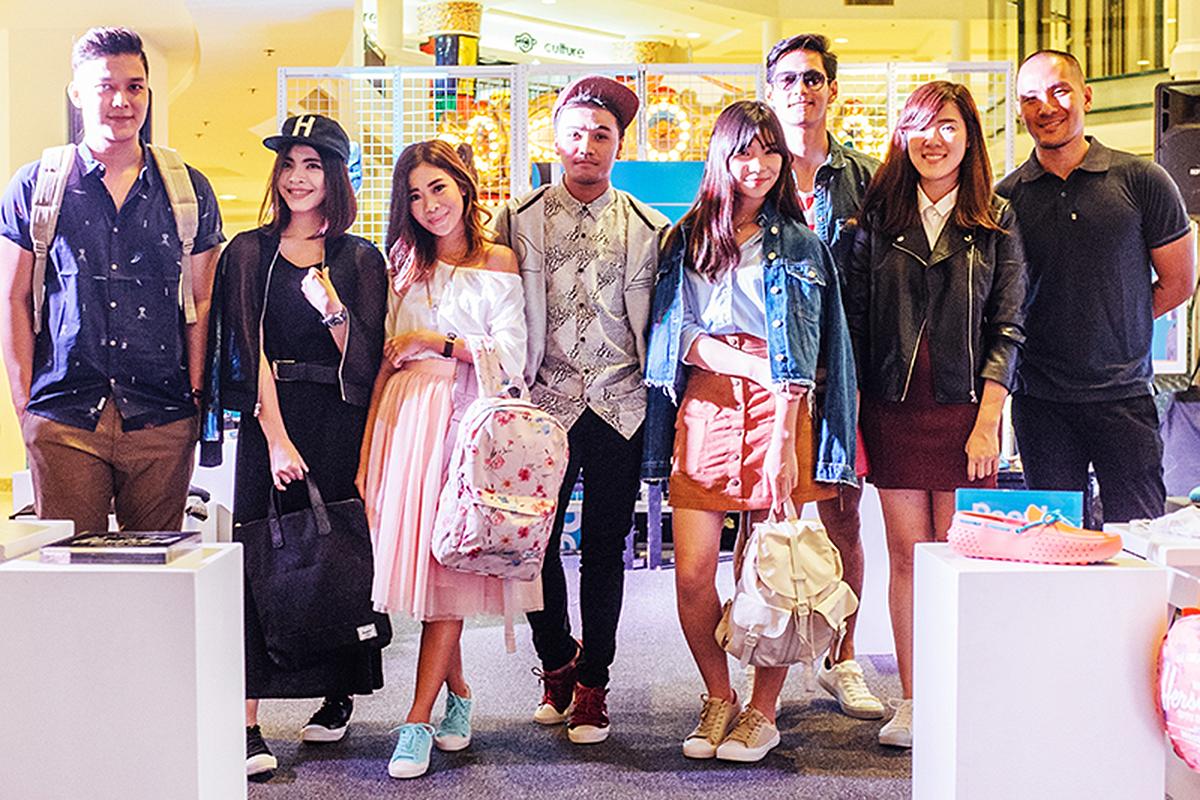 Trice Nagusara People x Herschel Fashion Punctuation