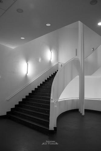 madrid arquitectura arte interior edificio mayo móstoles moderno escaleras mostoles dosdemayo modernista interiorismo