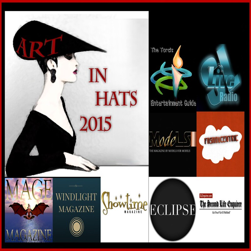 Art in Hats 2015 Logo