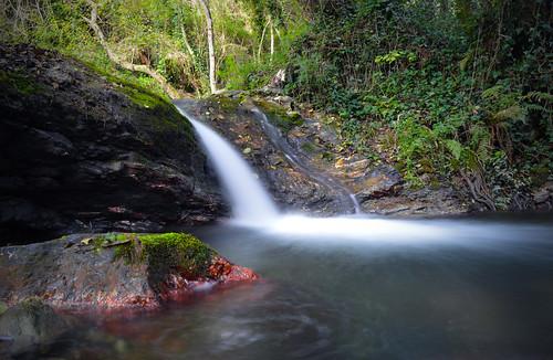 Cascata fiume Caria