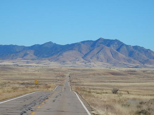 Onderweg naar Tombstone