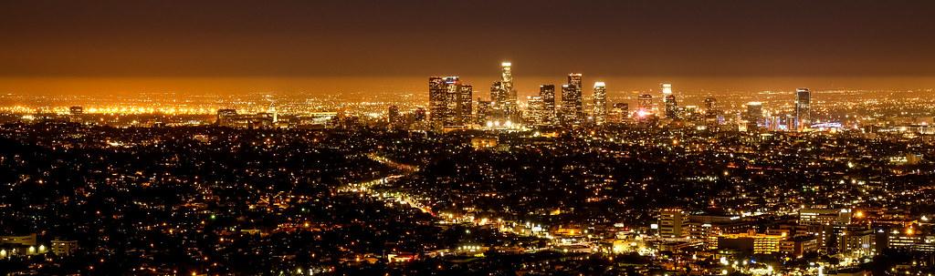 lights of LA