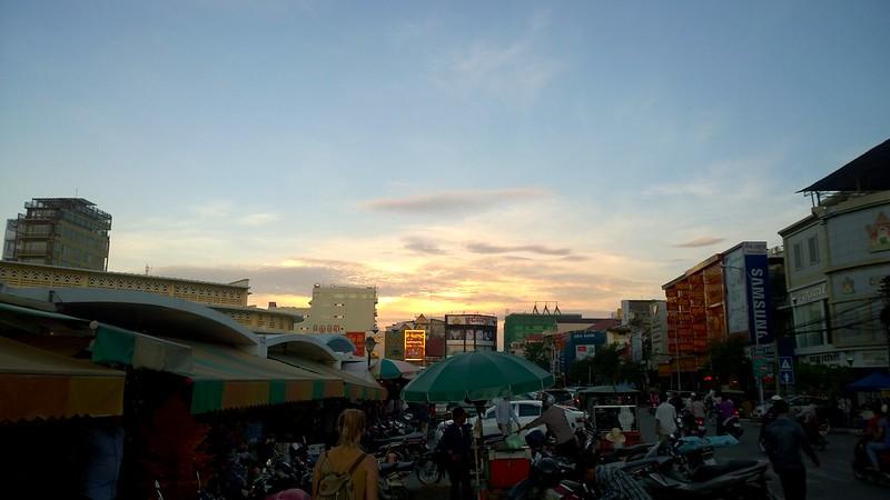 Markt_Kambodscha
