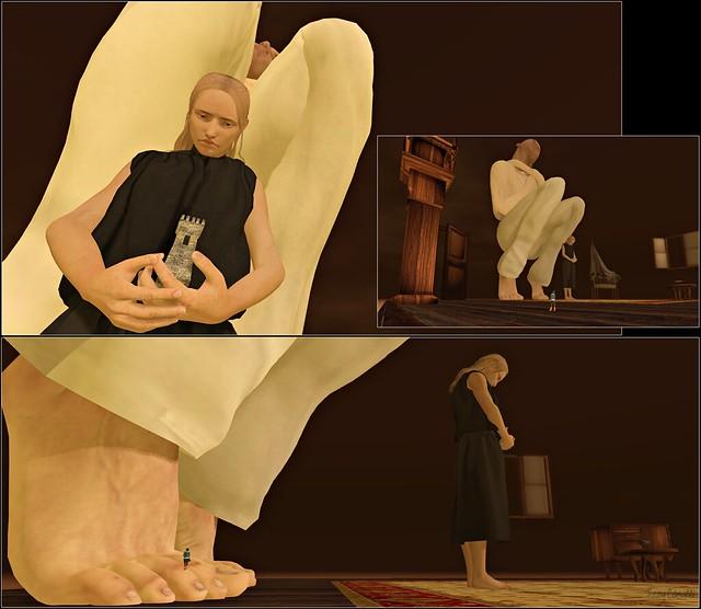 Escena 3 - El Miedo (The Fear)