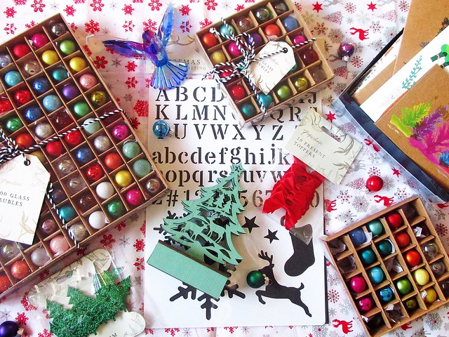 paperchase christmas decorations haul 2015 9_