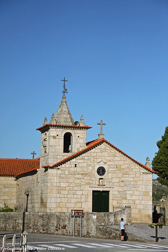 Igreja Matriz de Vila da Ponte - Portugal