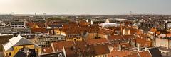 Copenhagen Rooftop Skyline