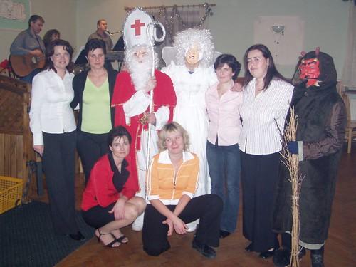 2006 - Mikulášská zábava