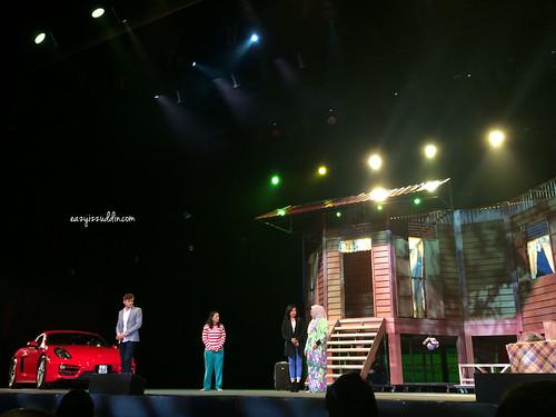 Theaters Muzikal Mak Cun