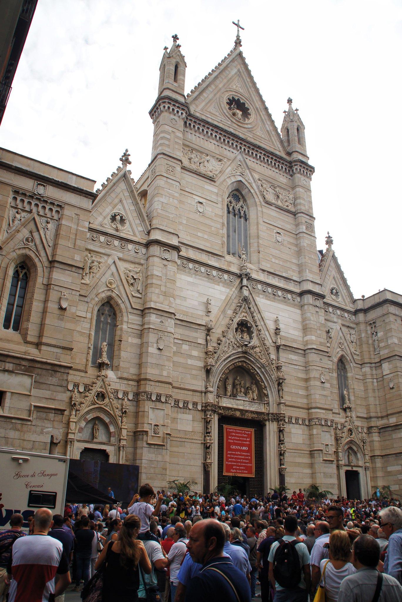 Duomo, Naples