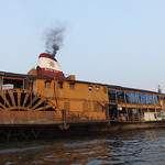 Bangladesh Rocket steamer trip