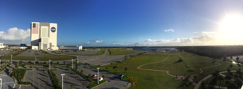 View from NASA KSC OSBII