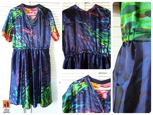 Birthday 3.3 Marigold Dress 06