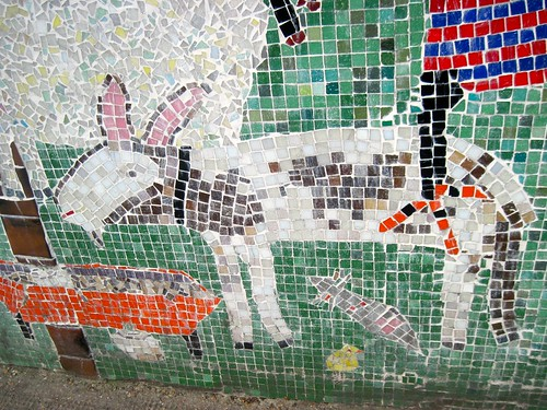 Columbia Road Mosaics