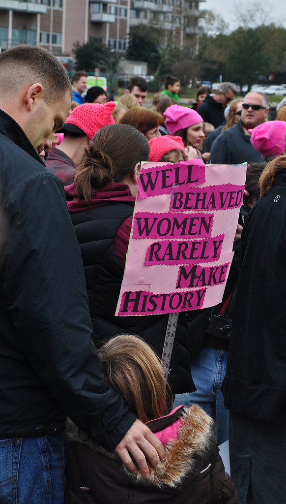 Women March, Norfolk 2017  (10)