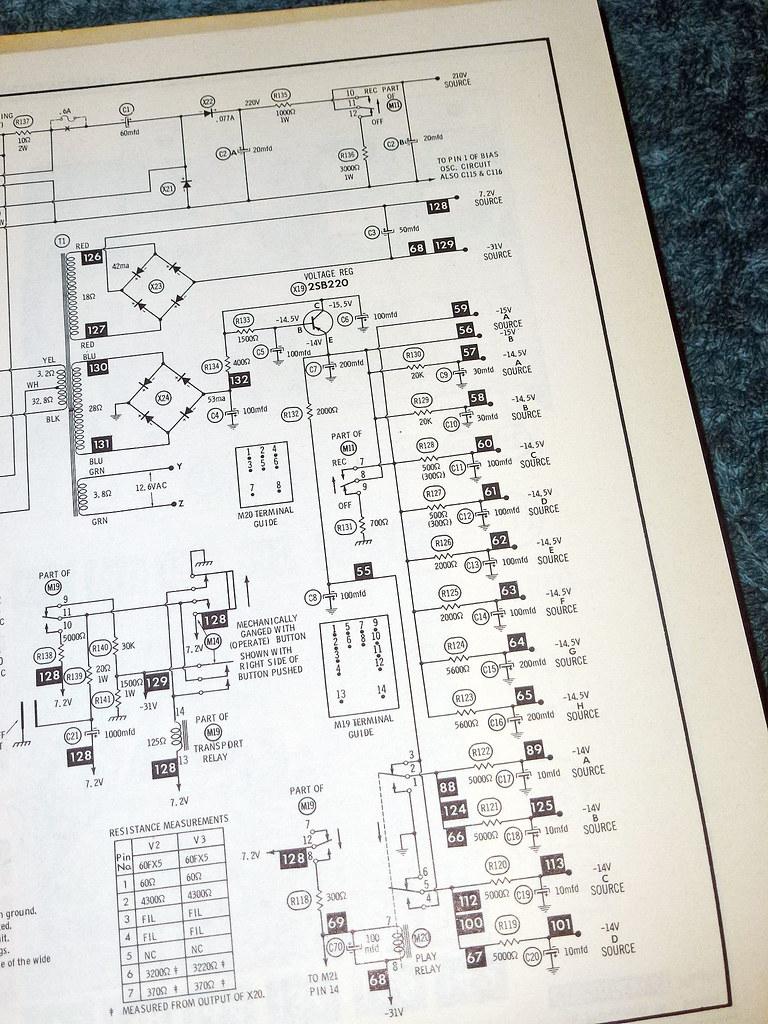 Sams Photofact Tape Recorder June 1965 (21 2) | David Valenzuela