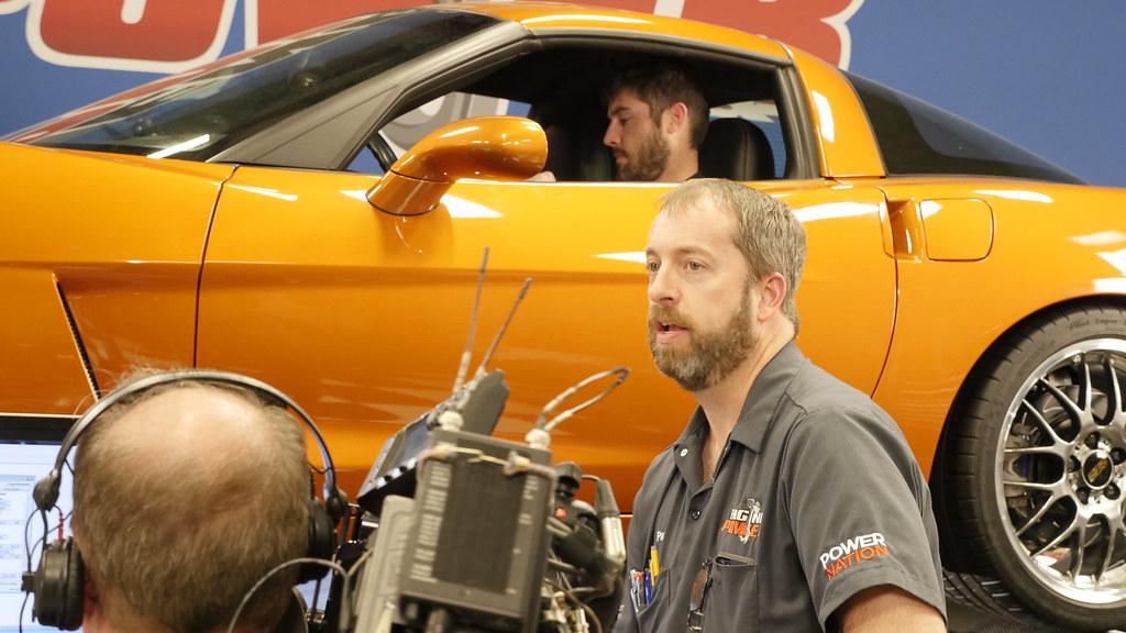 Behind The Scenes In Engine Power