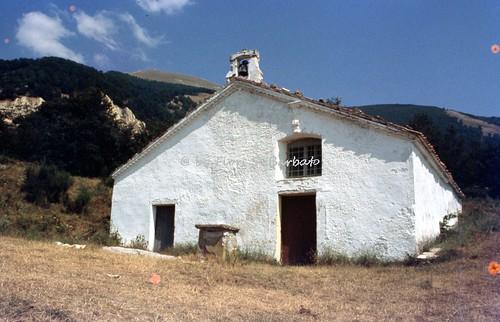 Lagonegro (PZ), 4 e 5 agosto 1974, pellegrinaggio sul monte Sirino per la festa della Madonna della Neve.