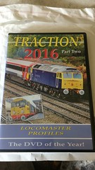 TRACTION DVD 2016 Part Two LOCOMASTER PROFILES