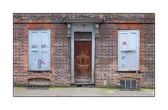 Huguenot Settlement, East London, England.