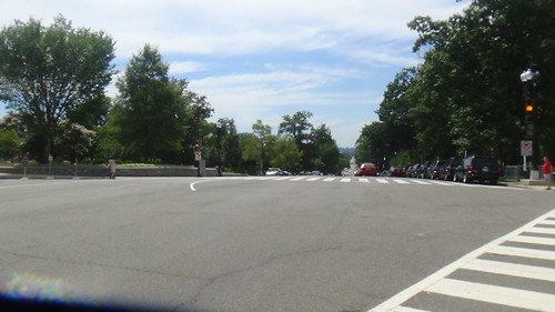 Washington DC Massachusetts Avenue Aug 15