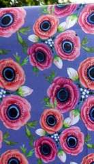 Eternal Flower Child Fabric arrived today!