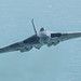 Avro Vulcan XH558 at Beachy Head Cliffs by Jessica's Rider