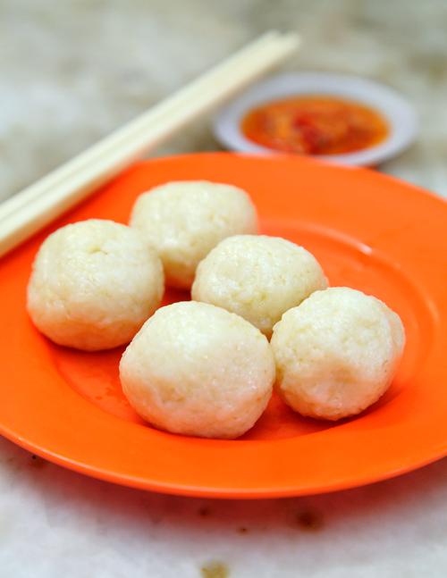 Chicken-Rice-Balls