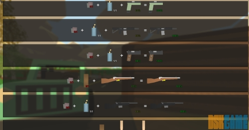 Unturned - Crafting