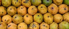Fresh mango at the market