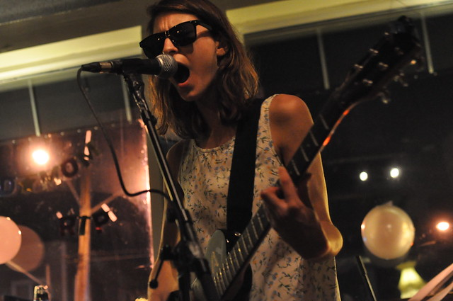 Colleen Green at Pressed